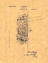 Bulldozer Patent Print - $7.95+