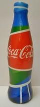 Coca Cola Ltd Edition Light Up Bottle Colour Changing 2010 Vancouver Olympics - $59.95