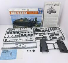Italeri 209 German Jagdpanzer 38t HETZER TANK 1:35 Model Kit - $31.46