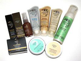 Avon Planet Spa Set 10 pcs neck serum, face mask, elbow cream, eye gel, Rare - $59.99