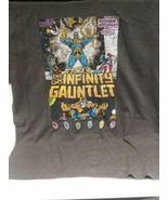 INFINITY GAUNTLET T-SHIRT - MARVEL - FREE SHIPPING - $18.69