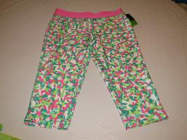 Nike Dri Fit Legend Tight fit 641855 384 capri leggings traing girls XL ... - $33.08