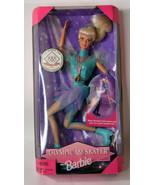 Mattel BARBIE Girls Doll Olympic Skater Tara Lipinski Nagano Japan - $18.99