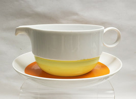 ROSENTHAL China - SPRINGTIME WHITE Pattern - GRAVY PITCHER - $82.95