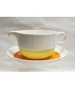 ROSENTHAL China - SPRINGTIME WHITE Pattern - GRAVY PITCHER - $82.95