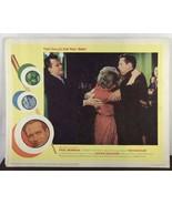 """1964 """"The Hustler"""" Lobby Card Paul Newman Jackie Gleason - $32.73"""