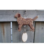 Chesapeake Bay Retriever crate tag or hang anyw... - $23.00