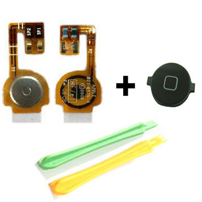 New Flex Ribbon Cable & Home Button iPhone 3G Repair