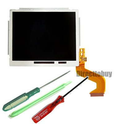 Upper Top LCD Screen for Nintendo DSi NDSi FREE TOOLS