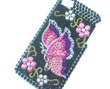 4g bling case butterfly thumb155 crop