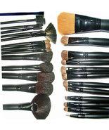 26 pcs Studio Goat Hair Make up Foundation Brushes Set - $22.99