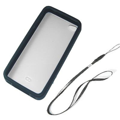 4g clear plastic case1