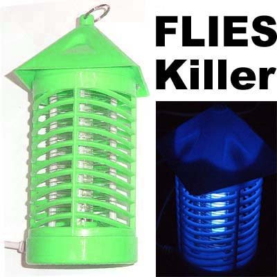 ELECTRONIC UV BUG FLY CATCHER INSECT MOSQUITO KILLER UK