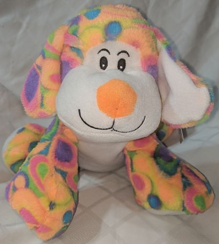 Fiesta A51766 Mod Squad 12 Inch Multi Colored Groove Floppy Dog Age 3 Plus