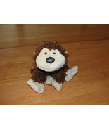 Webkinz Cheeky Monkey HM080 Plush Brown Curly Long Tail 9 inches GANZ No... - $3.95