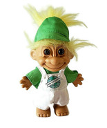 SAVE THE EARTH / EARTH DAY - Vintage  Retired Troll Doll Russ Troll Doll... - $14.49