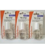 Sally Hansen 2246 No Chip Super Acrylic Top Coat Manicure Nail Polish Lo... - $15.10
