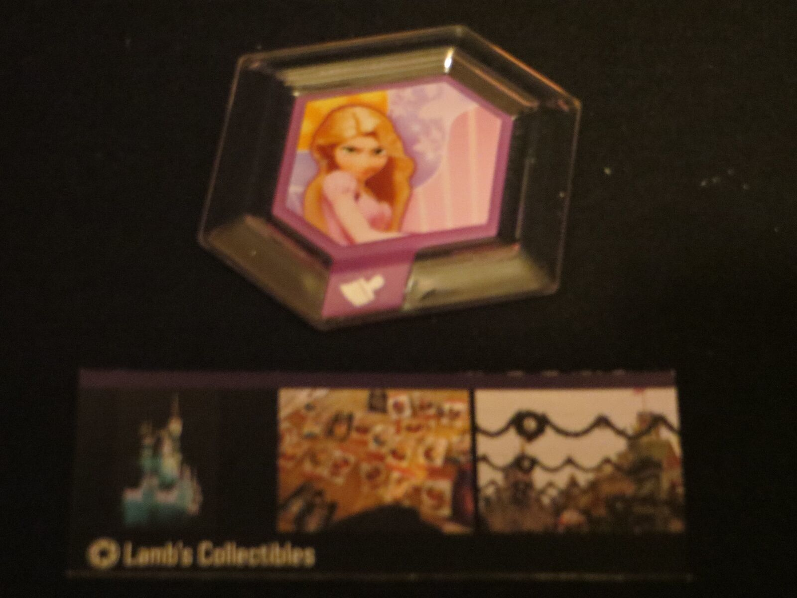 Primary image for Rapunzel's Kingdom Series 1 Disney Infinity Power Disc - video game accessory