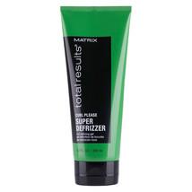 Matrix Total Results Curl Please Defining Gel Super Defrizzer 6.8oz  - $15.23