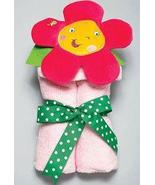 Smiley Face Flower Tubbie Bath Towel - $40.00
