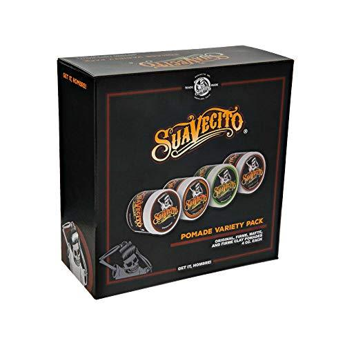 Suavecito Pomade Variety Pack