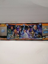 Disney Star Wars Puzzle Panorama 3 Puzzles 211 Pieces Total - $17.41