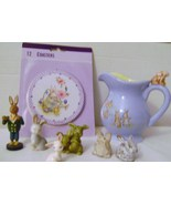 Kate Williams Bunny Creamer Bunnies and More - $15.00
