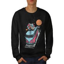 Party Van Jumper Cool Fantasy Men Sweatshirt - $18.99+