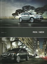 2010 Acura MDX RDX SUVs sales brochure catalog US 10 SH-AWD - $9.00