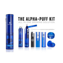 US Top Quality All in 1 Kit Dry Herb1 Smoke FAST SHIP✌ ALPHA PUFF KIT - $48.37