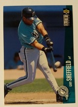 Gary Sheffield 1996 Upper Deck Collector's Choice #560 - Fast Shipping - $1.97