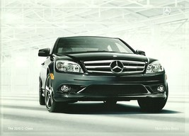 2010 Mercedes-Benz C CLASS sales brochure catalog 300 350 Sport Luxury - $8.00