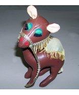 Early Woolikin Camel found w/ Dakin Dream Pets wood chip sawdust filling... - $12.95