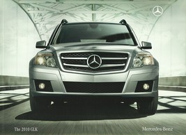 2010 Mercedes-Benz GLK 350 sales brochure catalog US 10 - $8.00