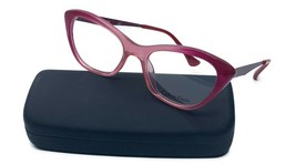 Calvin Klein Women's Pink Red Glasses with case CK 5913 600 53mm - $64.99