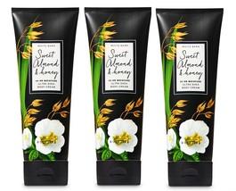 White Barn Sweet Almond & Honey Ultra Shea Body Cream - Lot of 3 - $32.99