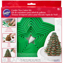 Cookie Cutter Christmas Tree Kit-Makes 1 - $10.55
