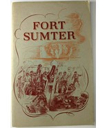 Fort Sumter National Monument South Carolina Booklet by Frank Barnes, Ci... - $11.64