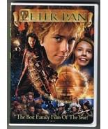 Peter Pan DVD Widescreen Universal Studios 2004 Best Family Film English... - $6.64