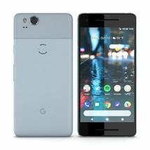"Google Pixel 2 - 64GB | 4G LTE (FACTORY UNLOCKED) 5.0"" Smartphone | Blue"