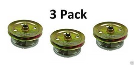 3 Pack Stens 285-109 Spindle Assy for John Deere AM121229 AM121342 GX325-GX355 - $142.47
