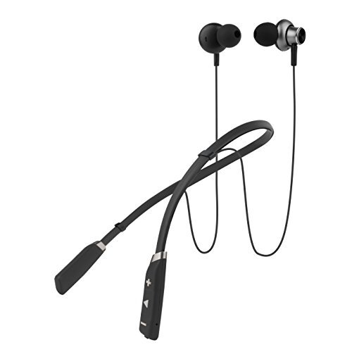 Flexible Stable Bluetooth Headphones 10 Hour Music Time Comfortable