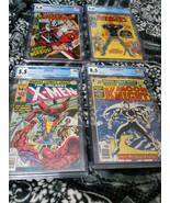 Amazing Spider-Man 101 AVENGERS 87 MARVEL SPOTLIGH 28 X-MEN 129 CGC KEY ... - $2,298.00