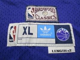 KARL MALONE / NBA HALL OF FAME / AUTOGRAPHED UTAH JAZZ THROWBACK JERSEY / COA image 6