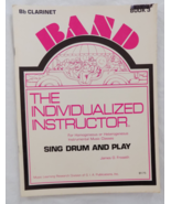 Individualized Instructor - Book 3 - Bb Clarinet - Froseth - $8.50