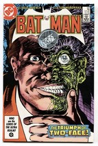 BATMAN #397 TWO-FACE issue-comic book 1986- DC - $24.83