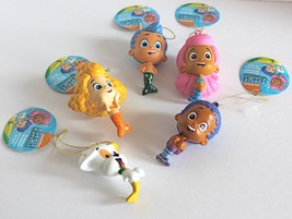 Bubble Guppies-Christmas Ornaments-Set of 5-The Gang is all here! - $35.24