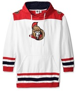 NHL Big and Tall Men's Double Minor Fleece Hoodie 2X Tall 2XT - $59.95