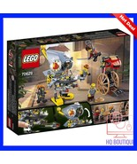 New 2018 LEGO Ninjago Movie minifigures complete sets Piranha Attack 706... - $18.49