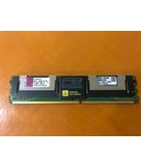 Kingston KTH-XW667LP/2G 1GB 1RX8 PC2 5300F DDR2 Server RAM Memory - $4.94